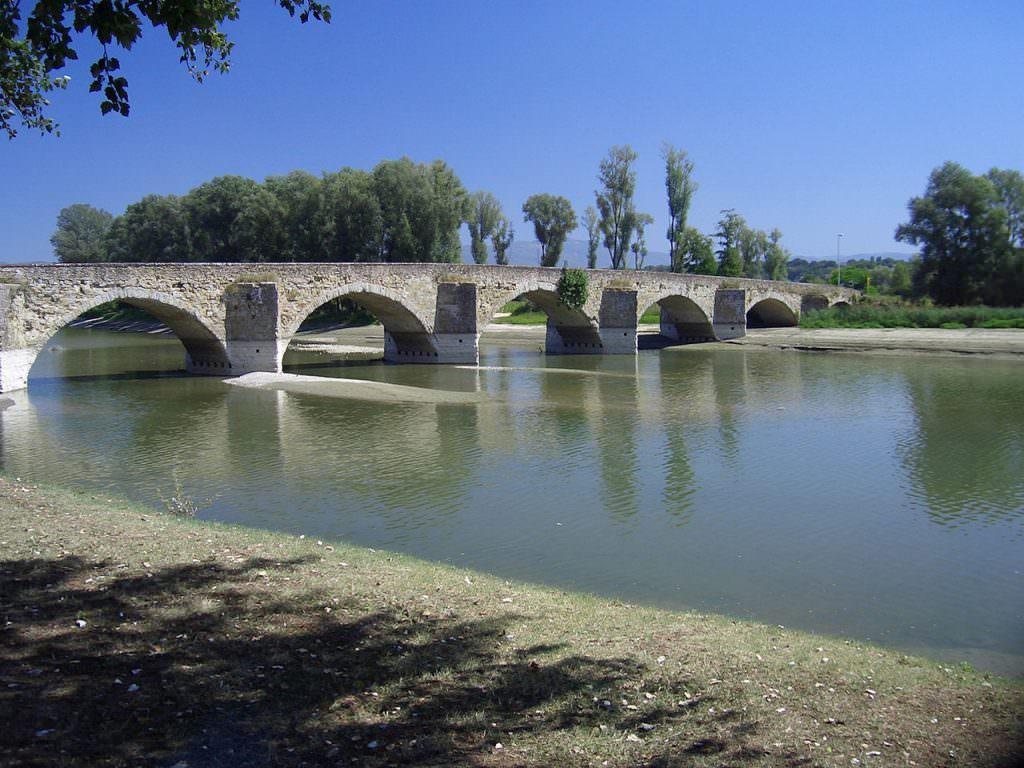 Il ponte di buriano la casa della penna for Ponte sul davanti della casa